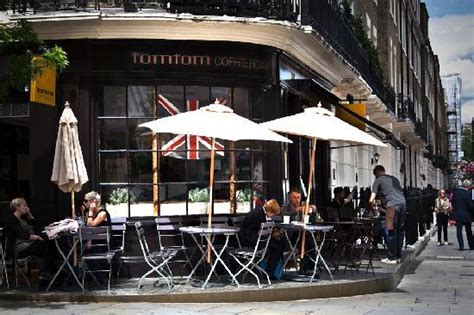 1 korean brand that koreans can be proud of. TOMTOM COFFEE HOUSE, London - Victoria - Menu, Prices ...