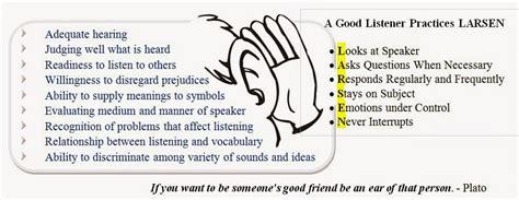 listening skills scholars academia