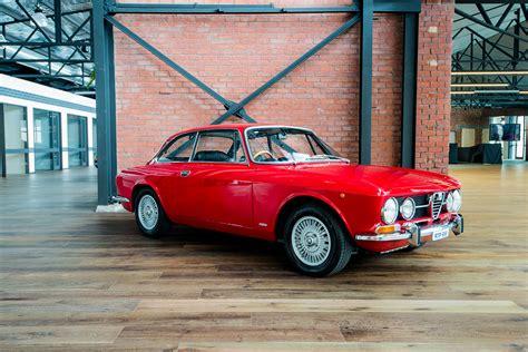 1971 Alfa Romeo Gtv by 1971 Alfa Romeo 1750 Gtv Richmonds Classic And