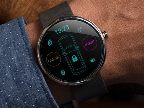 android wear moto 360 10 moto 360 smartwatch app concepts you need to see
