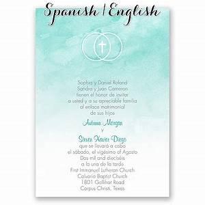 spanish wedding invitation wording With wedding invitations wording examples in spanish