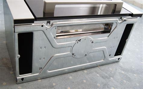 Einbau Whirlpool Avm 960 Ix Mikrowelle Und Dunstabzug In