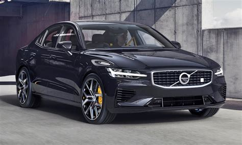 2020 Volvo S60 R by 2020 Volvo S60 R Car Review Car Review