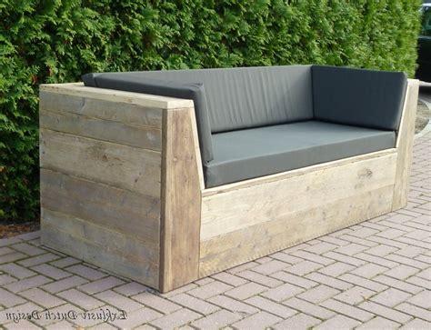 Garten Lounge Möbel Selber Bauen by Mobel Aus Bauholz Selber Bauen Methodepilates
