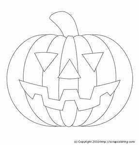 Dessin Citrouille Facile : coloriage citrouille d 39 halloween stylis dessin gratuit imprimer ~ Melissatoandfro.com Idées de Décoration