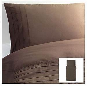 Ikea Bettwäsche 220x240 : sch ne bettw sche aus baumwolle braun von ikea bettw sche ~ Watch28wear.com Haus und Dekorationen