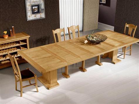table de salle  manger carree avec rallonge table salon