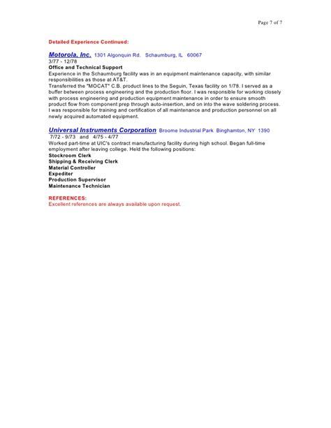 src resume
