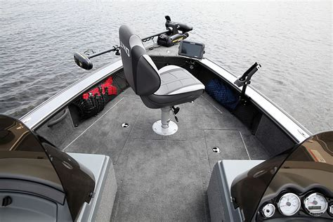 New Lund Boat Seats by Lund 1875 Pro V Ss Review Boat
