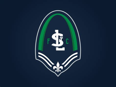 STLFC - LOGO CONCEPT by Matthew Harvey on Dribbble