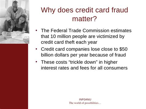 You should report any fraud on your credit card by: Credit card fraud