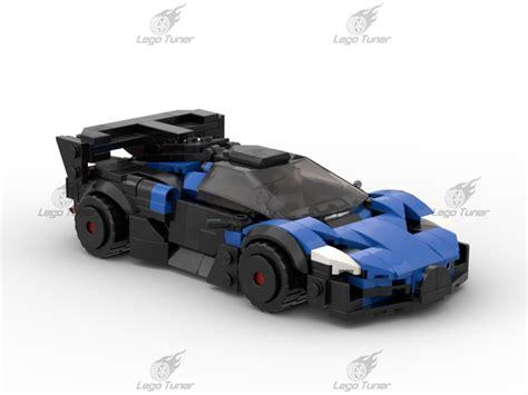 Lego technic bugatti chiron araba 42083. LEGO MOC Bugatti Bolide by legotuner33   Rebrickable - Build with LEGO