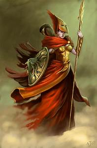 Athena (Minerva) – Greek Goddess of Wisdom and War ...