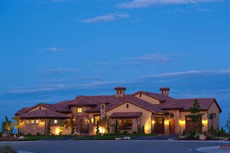 luxury tuscan home plans home design
