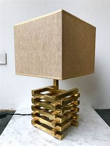 Lampen Von Lambert : italienische messing lampen von gaetano sciolari 1970er ~ Michelbontemps.com Haus und Dekorationen