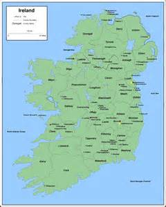 High Crosses Ireland Maps