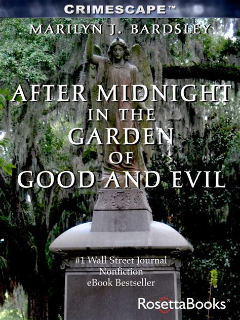 midnight in the garden of and evil book rosettabooks