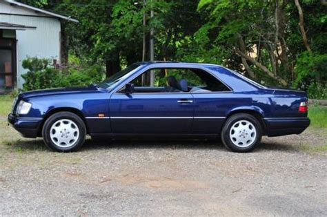 1995 mercedes e320 coupe 74 392 miles from new sold car and classic