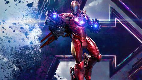iron man mark prime endgame wallpapers