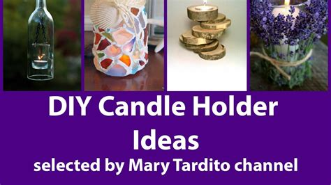 diy craft ideas to sell diy candle holder ideas easy crafts to make and sell 6459