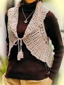 Crochet Circle Vest Patterns for Women