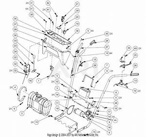 Wiring Diagram  4 Briggs And Stratton Pull Start Assembly