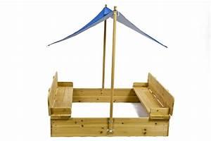 sandkasten mit deckel und sonnensegel dach spielhaus With whirlpool garten mit balkon sandkasten mit deckel
