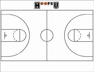 Basketball Court Clipart Black White 7255 Best Wallpapers