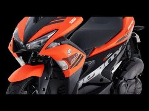 Aerox 155vva Image by New Color Yamaha Aerox 155vva 2017