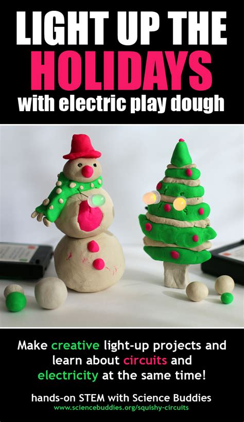 light it up electric light up your creativity with electric play dough