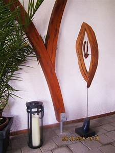 Skulpturen Aus Holz : holzskulpturen in kombination mit holz stein metall udo s art kunst aus holz stein u metall ~ Frokenaadalensverden.com Haus und Dekorationen