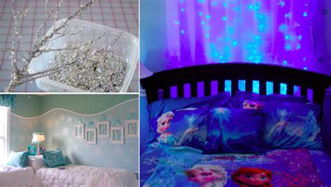 reine des neiges chambre 18 idées pour faire une chambre sur le thème de la reine