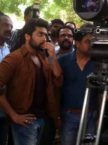 Test shoot with Red Dragon Pro Camera for Surya's next ...