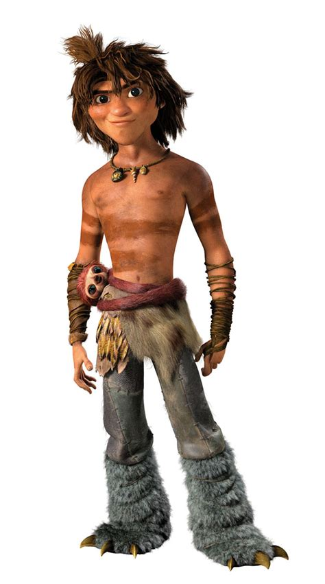 croods  epic trailers  character designs