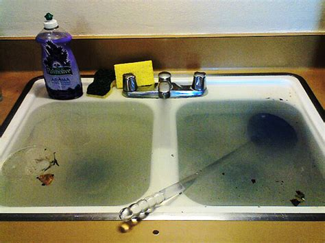 how to unclog the sink diy forums