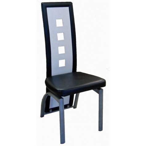 chaise noir pas cher chaise de salle a manger noir pas cher
