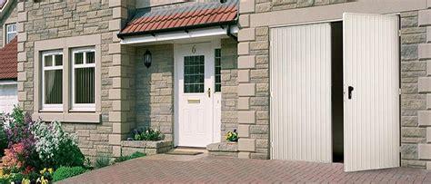 garage doors with doors in them home garage doors in denbighshire up and garage