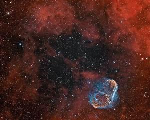 Soap Bubble Nebula   mtanous