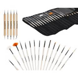 Pc nail art design painting dotting pen brushes tool kit set