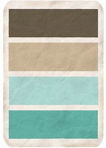 17 best ideas about brown color schemes on pinterest With palette de couleur turquoise 5 shades of blue and brown color palette ideas