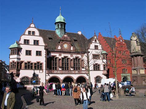 Rathaus In Freiburg by File Freiburg Rathaus Jpg Wikimedia Commons