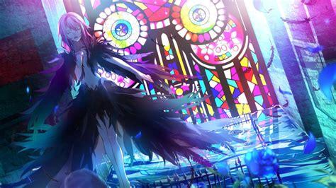 Anime Ultra Hd Wallpapers - guilty crown wallpaper hd wallpapersafari