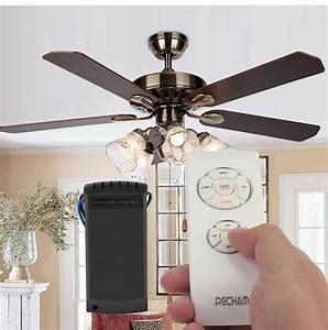 Aliexpress buy universal wireless ceiling fan lamp