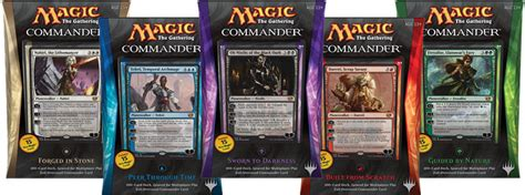 precon commander decks 2015 other products hobby master