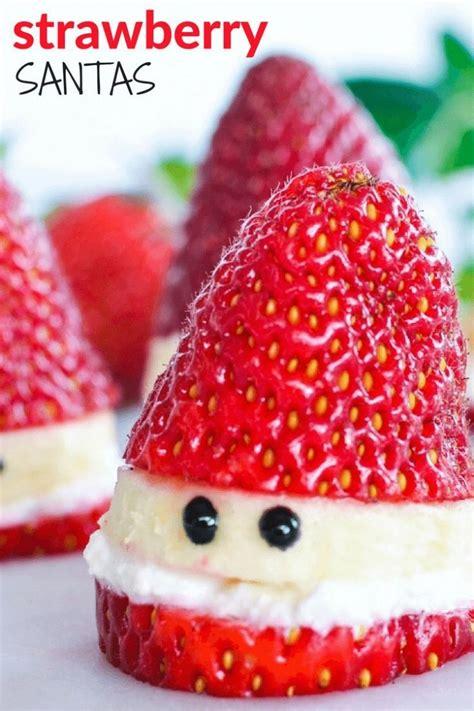 christmas party food ideas healthy christmas treats