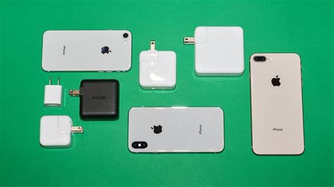 we tested iphone fast charging and you should definitely upgrade your charger