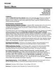 insurance verification representative resume exle resume insurance verification resume sle