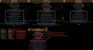 Poe crafting mods | path of exile item mod simulation and