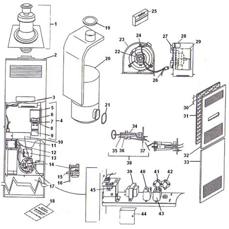 Furnace Wiring Diagram Free Engine Image For User