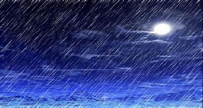 Rain Moon Lake Animations